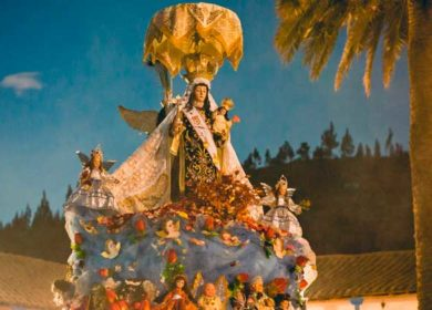 Festivity of the Virgen del Carmen – Paucartambo