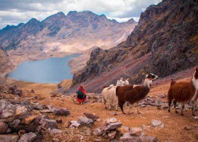 Lares Trek with Inka Trail 4 Días / 3 Noches