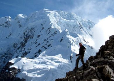 SALKANTAY INCA TRAIL TO MACHU PICCHU FOR 5 DAYS 4 NIGHTS