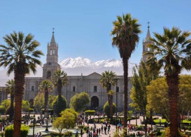 Tour 12 días y 11 noches en Perú: El Gran sur de Perú