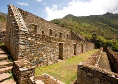Choquequirao Inca Trail 4days / 3nights